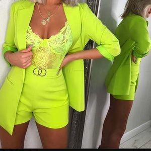 Other - Playful Shorts Suit Sets